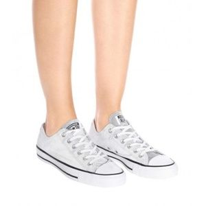 2cdb71012ef Converse Shoes - Converse Chuck Taylor All Star Ox Wolf Grey Velvet